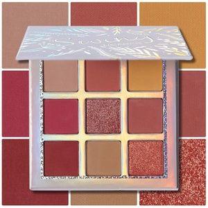 UCANBE Makeup - UCANCBE PROFESSIONAL EYESHADOW PALETTE 9 COLORS